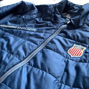 BAUER USA HOCKEY Winter Jacket
